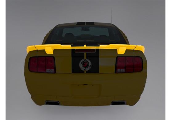 Mustang Rear Spoiler (2005 2009)