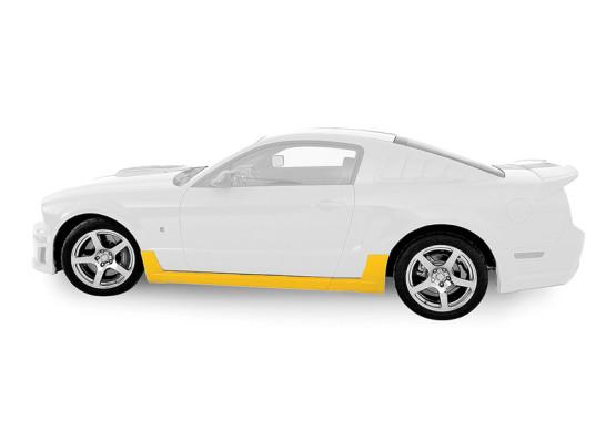 Mustang Rocker Kit (2005-2009)