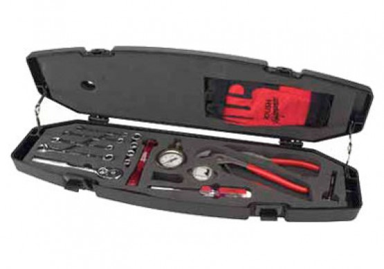 Mustang Trunk Mounted Tool Kit (2005-2009)
