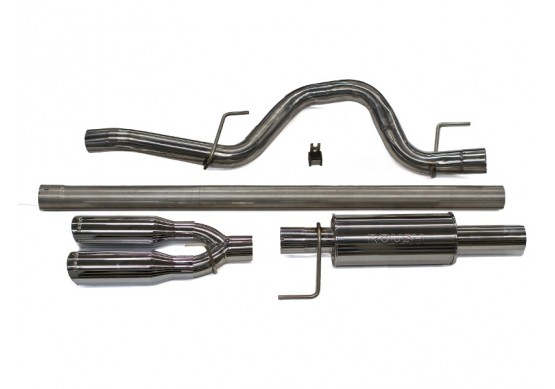 F-150 Exhaust for 6.2L /5.0L/3.5L (2011-2014) Rear Exit