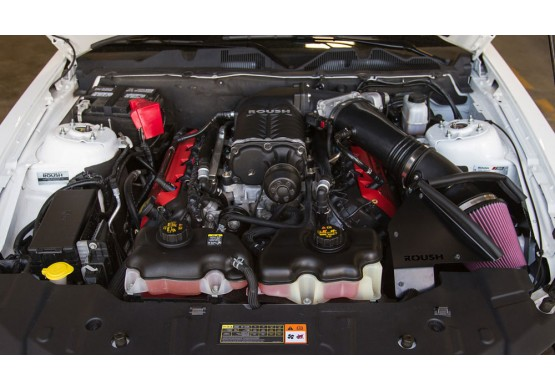2011-2014 Ford Mustang Supercharger - Phase 2 625 HP Calibrated