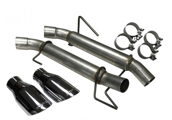 2005 - 2010 Mustang GT/GT500 Extreme Exhaust