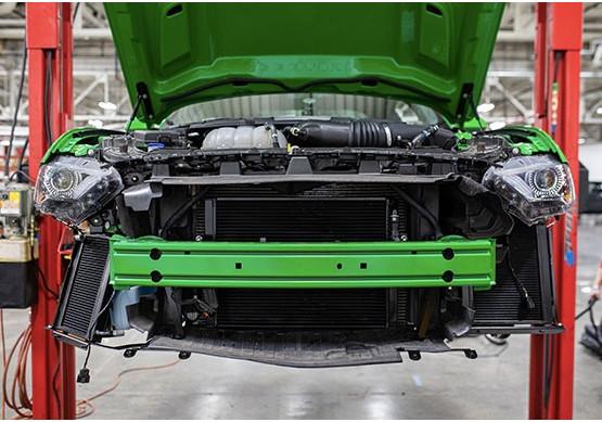 2018-2021 ROUSH Mustang Max Cooling Kit
