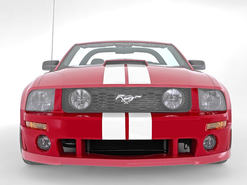 Mustang Front Fascia (2005-2009)   ROUSH Performance
