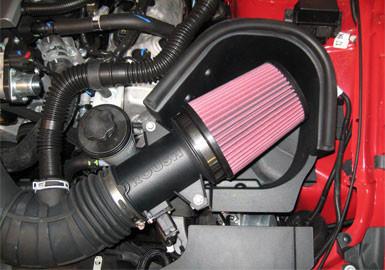 V8 Mustang 4 6l Amp 5 0l Cold Air Intake Kit 2010 2014