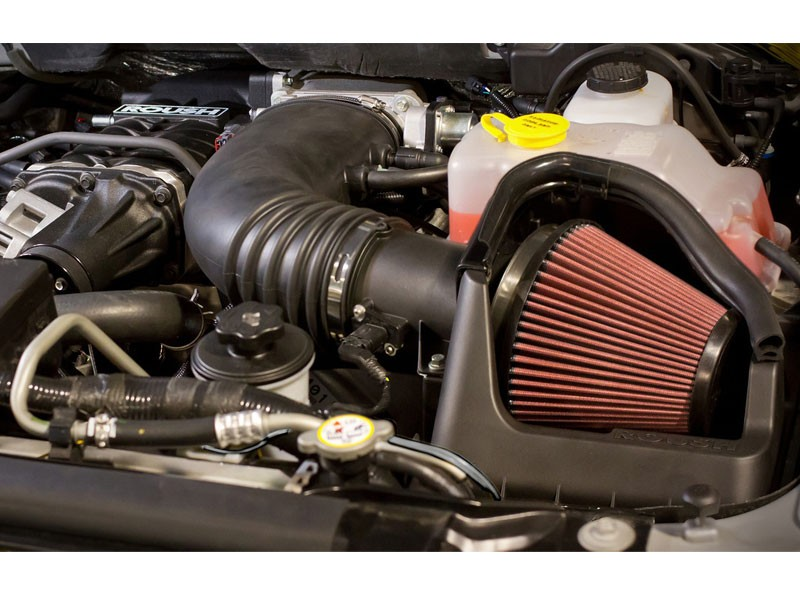 2011 2014 62l Ford F 150 Supercharger Roush R2300 Phase 2 Kit 590 Hp
