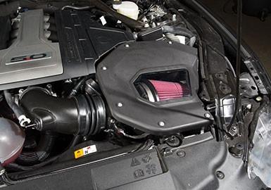 2018-2019 Mustang 5 0L V8 GT ROUSH Cold Air Kit | ROUSH