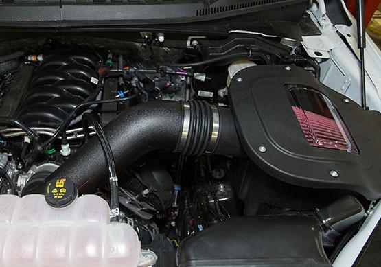 2018 2019 F 150 5 0l V8 Roush Cold Air Intake Kit Roush