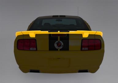 Mustang Rear Spoiler (2005-2009)