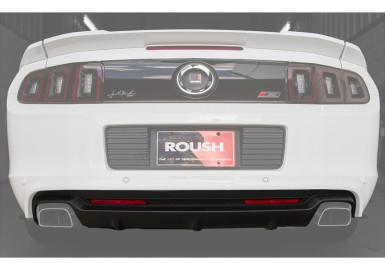 2013-2014 Ford Mustang ROUSH Rear Valance Kit