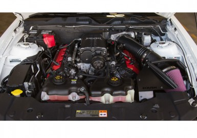 2011-2014 ROUSH Mustang Supercharger - Phase 3 675 HP