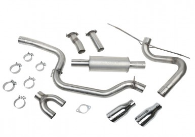 2012-2019 Ford Focus ROUSH High-Flow Exhaust Kit