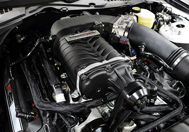 2015-2017 ROUSH Mustang Supercharger - Phase 2 727 HP Calibrated