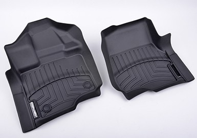 ROUSH 2015-2019 F-150 WeatherTech DigitalFit Floor Mats (Supercrew)