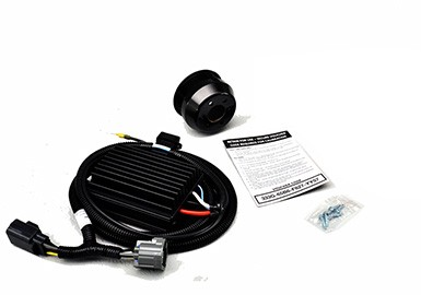 2015-2017 ROUSH Mustang Phase 1 to Phase 2 Supercharger Upgrade Kit - 727 HP
