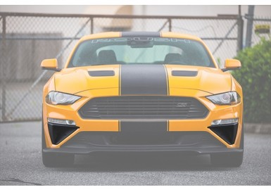 2018-2021 ROUSH Mustang Fascia Corner Pockets