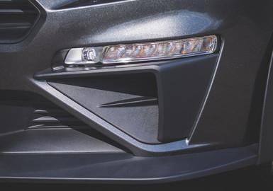2018-2020 ROUSH Mustang Fascia Corner Pockets
