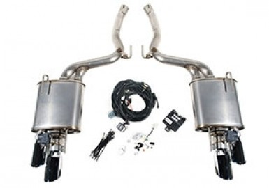2018-2019 Mustang 5.0L V8 ROUSH Active Exhaust Kit
