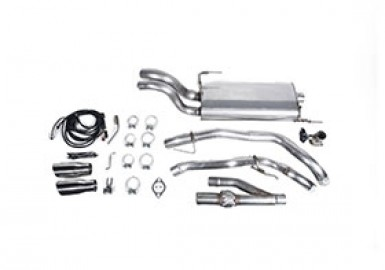 2015-2019 F-150 ROUSH Active Cat-Back Exhaust Kit