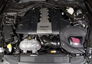 2018-2020 Mustang GT ROUSH Performance Pac  - Level 2