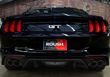 2018-2021 Mustang 5.0L V8 ROUSH Active iO Exhaust Kit