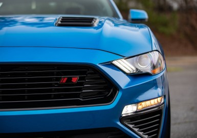 2018-2022 Mustang ROUSH Front Grille