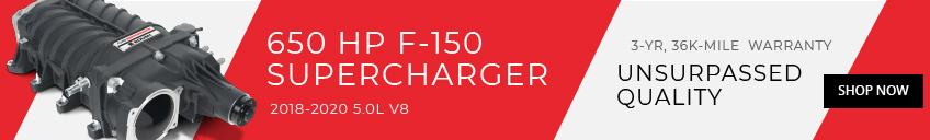 2020 ROUSH F-150 Supercharger Kit 650HP