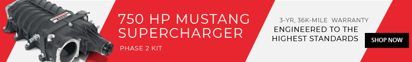 Phase 2 Mustang Supercharger Shop