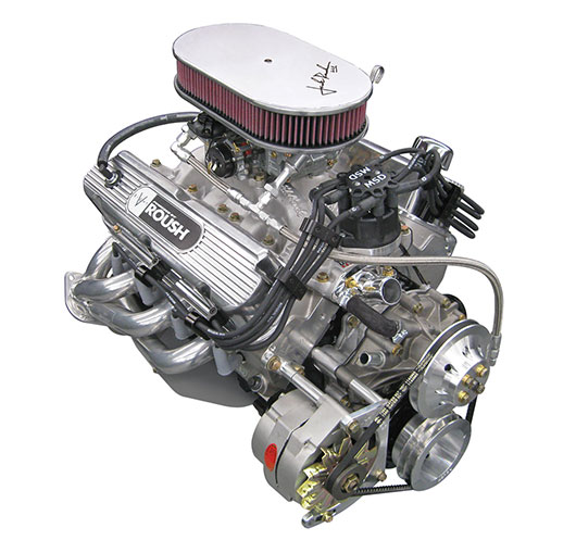 331-SRX Crate Engine