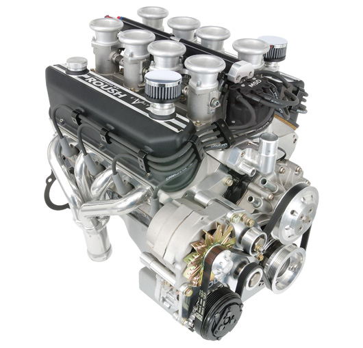 347 IR Crate Engine