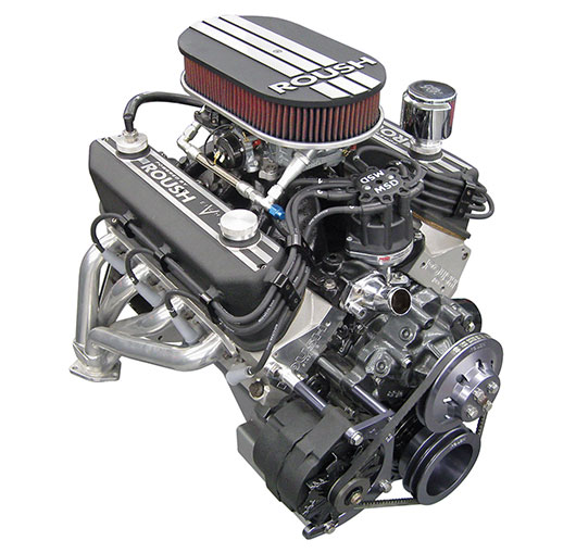 347-R Crate Engine