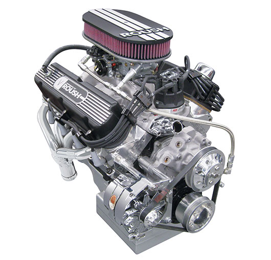347-SR Crate Engine