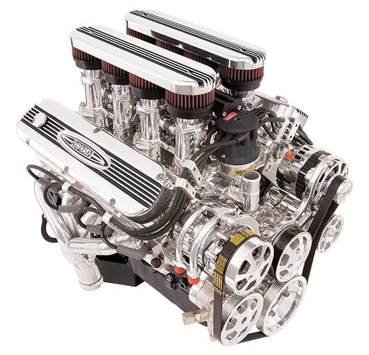 427-IR Crate Engine