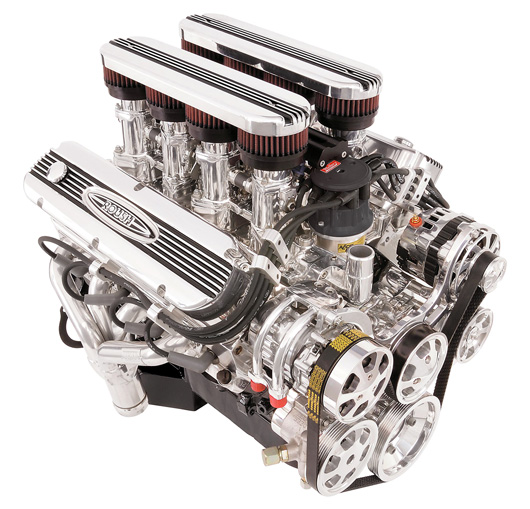 427 IR Crate Engine