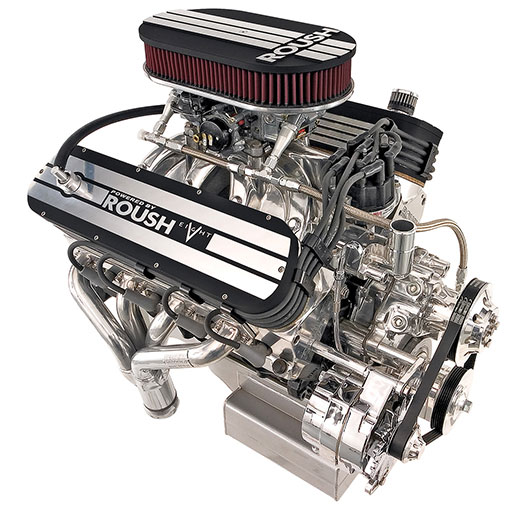 427-R Crate Engine