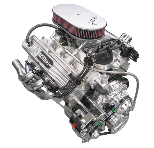 427 SRX Crate Engine