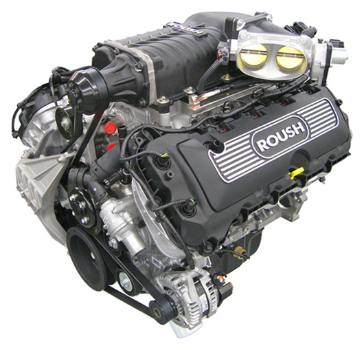 50l RSC Crate Engine