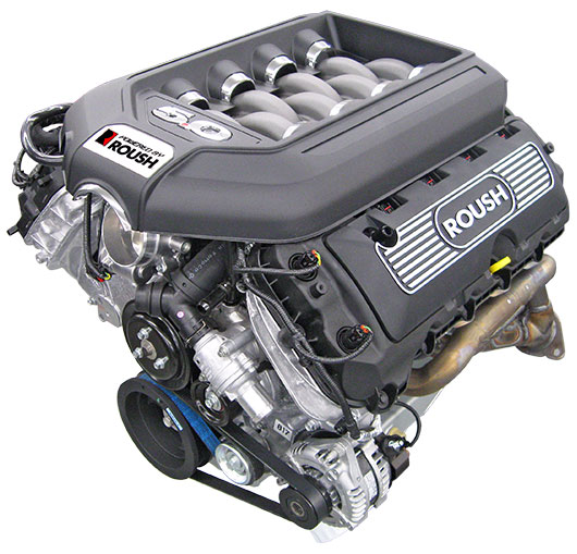 50l-SR Crate Engine