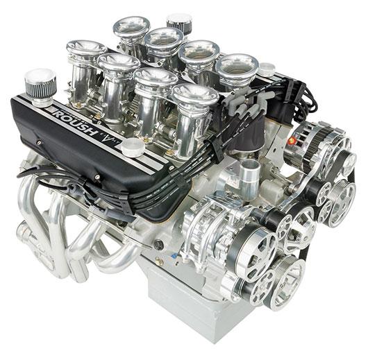 511-IR Crate Engine