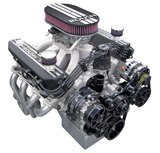 511-R Crate Engine