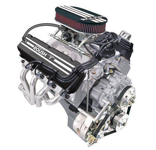 588-SR Crate Engine