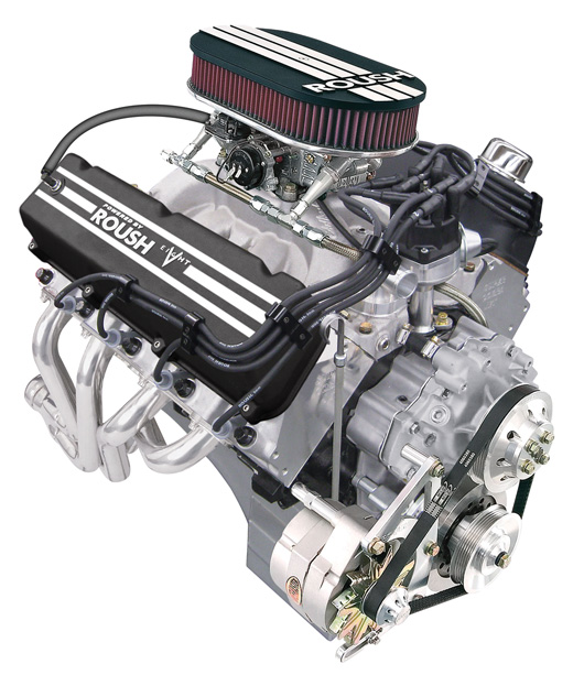 588 SR Crate Engine