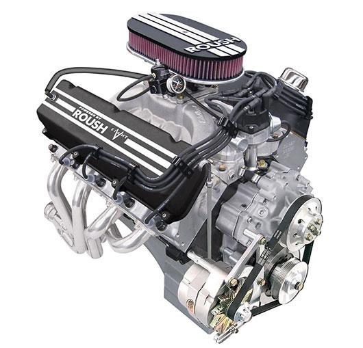 588-SRE Crate Engine