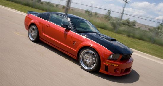 2009 ROUSH RTC Mustang