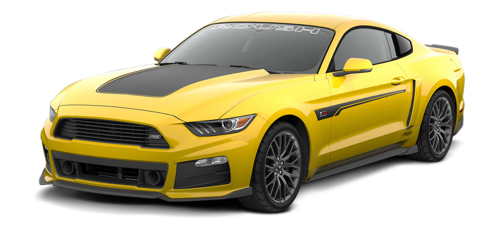 2017 ROUSH RS Mustang