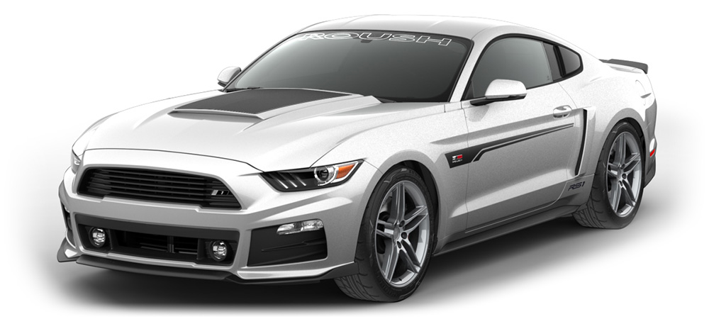 2017 ROUSH Stage 1 Mustang