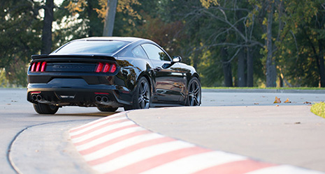 2017 ROUSH Stage 3 Mustang Track