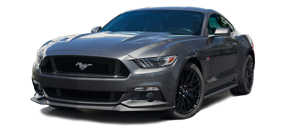 2017 ROUSHcharged Mustang