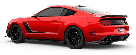 2018 ROUSH Jackhammer Mustang Driver Rear