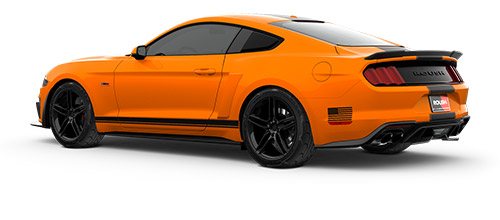 2018 ROUSH Stage 2 Mustang Driver Rear